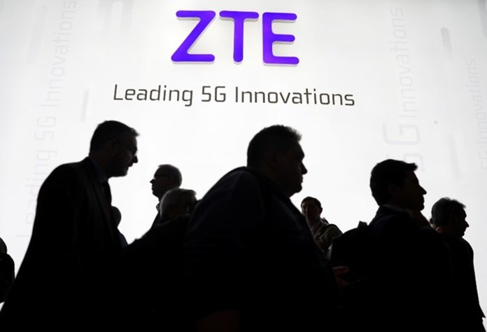 Trump meets with lawmakers about ZTE deal opposed in Senate