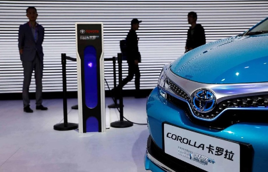 Toyota, pressed to innovate, is cutting marketing costs to fuel research