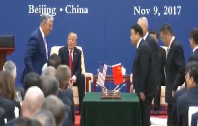 China Energy executives cancel West Virginia trip amid trade dispute