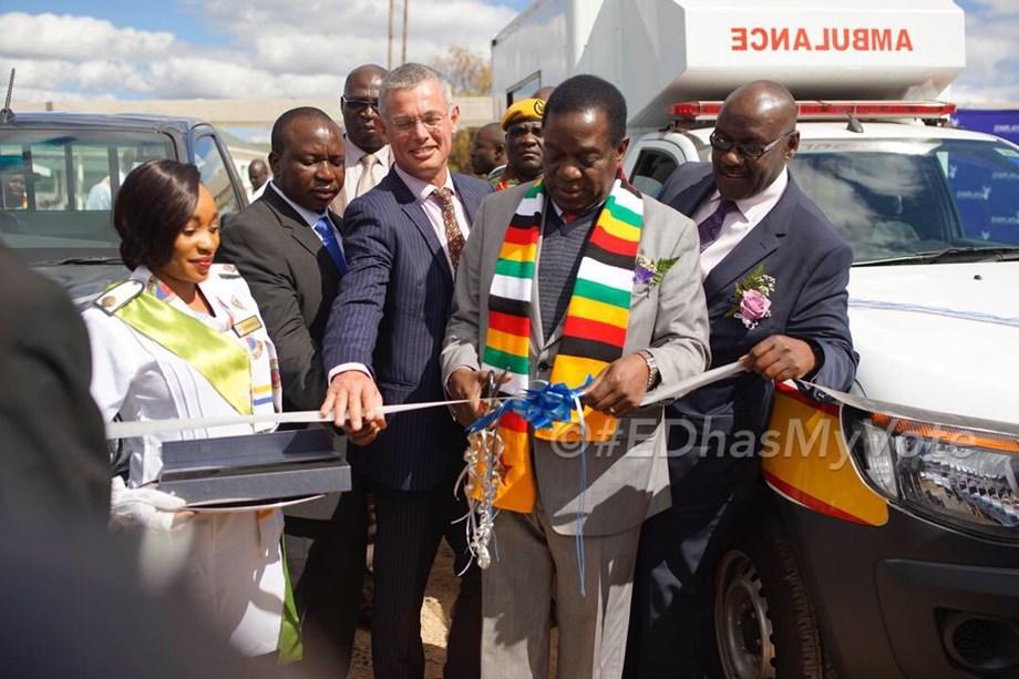 Kadoma Hospital receives USD 2.5 mn for renovation