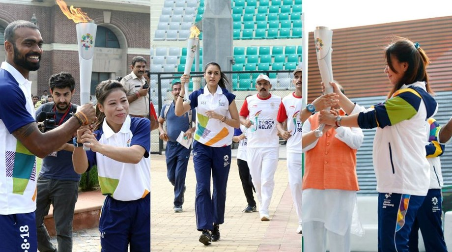 India goes into continental quadrennial show-pieces favourites
