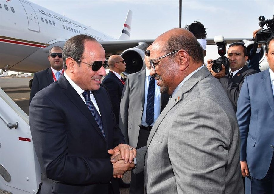 Egypt & Sudan leaders aim to boost strategic relations