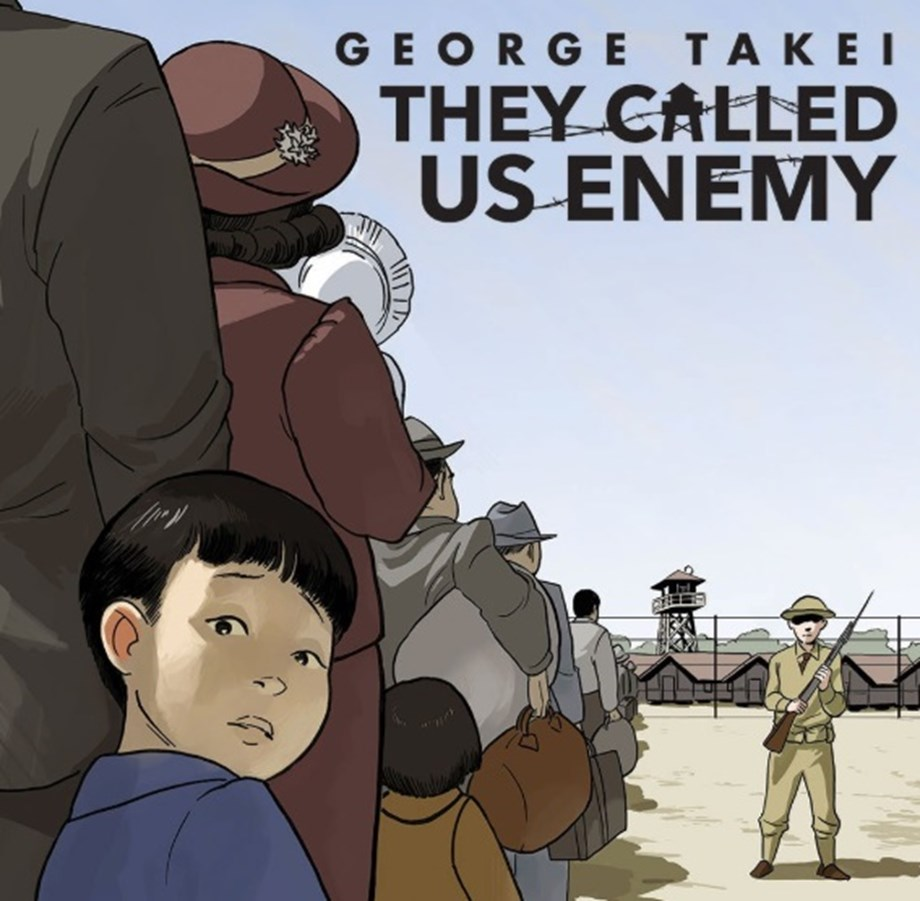 George Takei's memoir 'They Called Us Enemy' set to publish next year