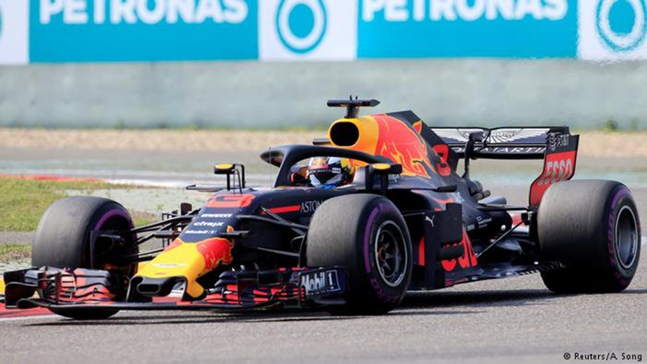 Daniel Ricciardo set to start at the back in German Grand Prix