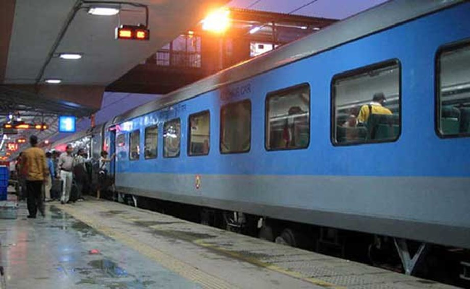 More than 20 per cent Rajdhani, Shatabdi trains ran late in last two months