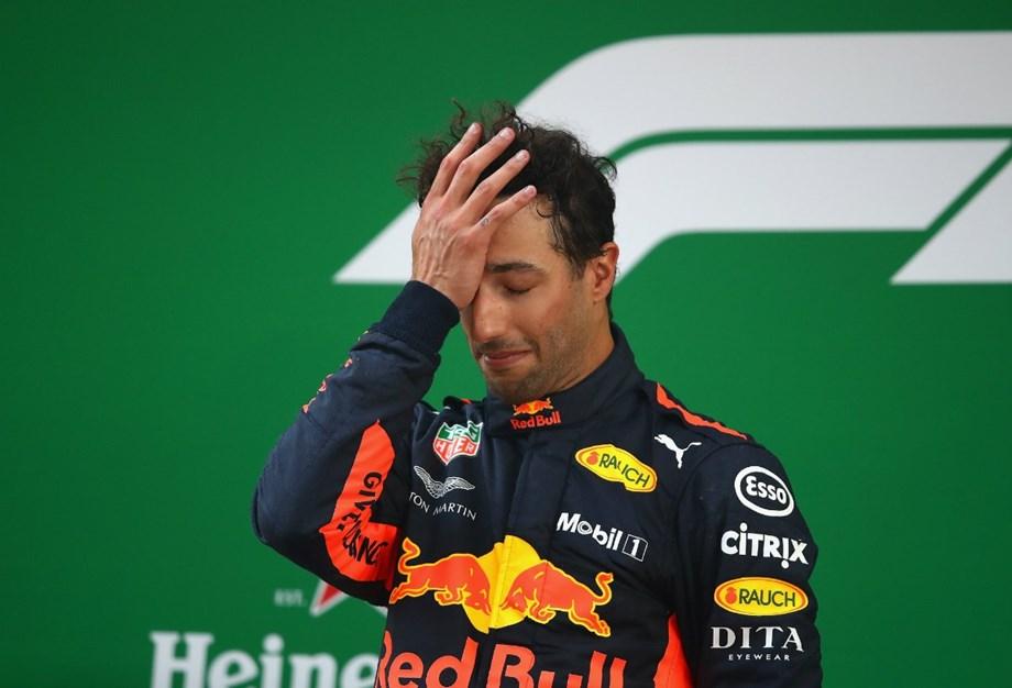 Australian Ricciardo fastest in first German GP practice