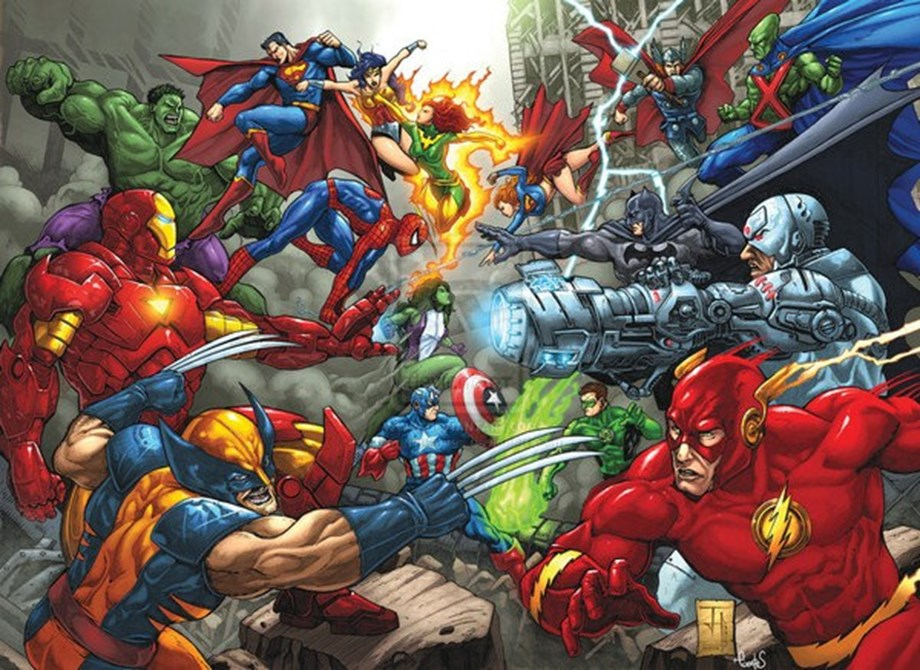 Morocco to witness Marvel Comics project