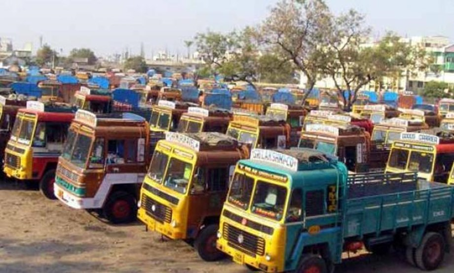 HP truckers join nationwide strike; essential services remain unaffected