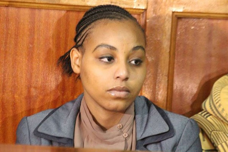 Kenyan beauty queen sentenced to death for murder of boyfriend