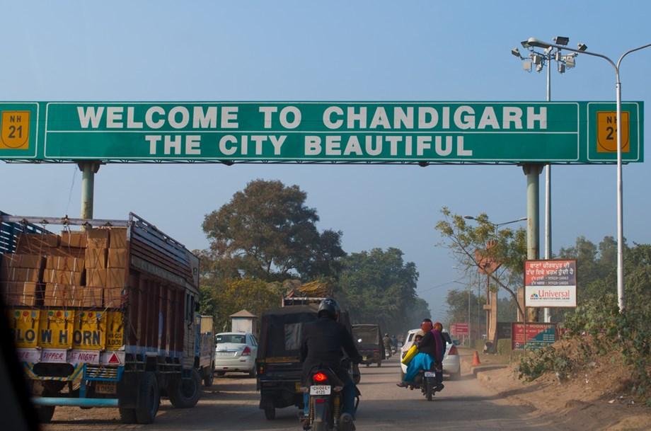 Punjab CM Amarinder Singh urges Rajnath Singh to make Chandigarh state capital