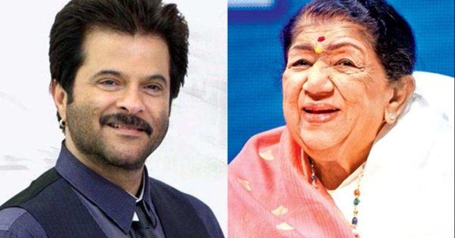 Achche Din: Anil Kapoor feels lucky for receiving Lata Mangeshkar's blessings for 'Fanney Khan'