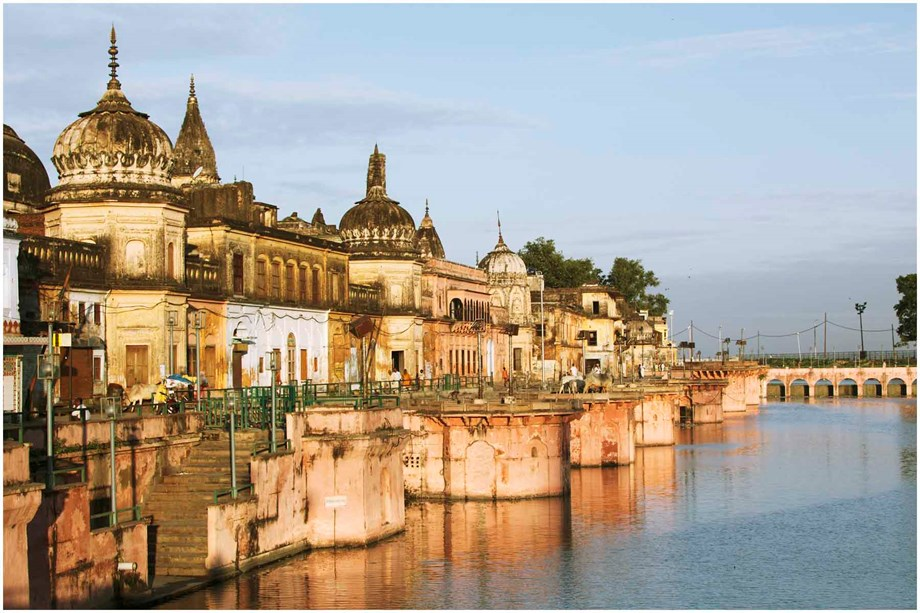 Ayodhya case hearing witnesses spat between lawyers in SC