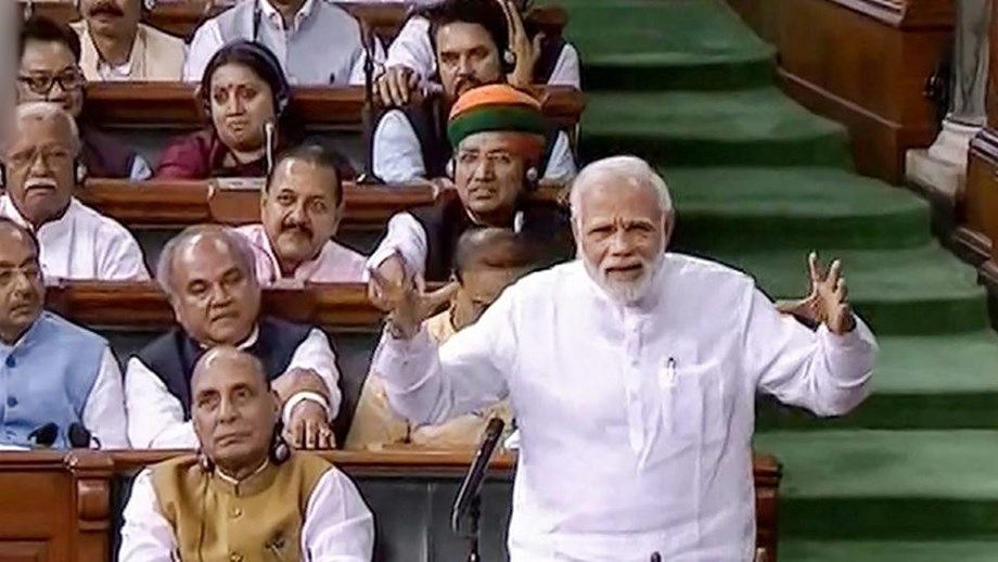 PM dares Congress to bring no-confidence motion in 2024