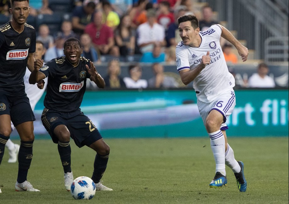 Crew happy to be home as Orlando City visits