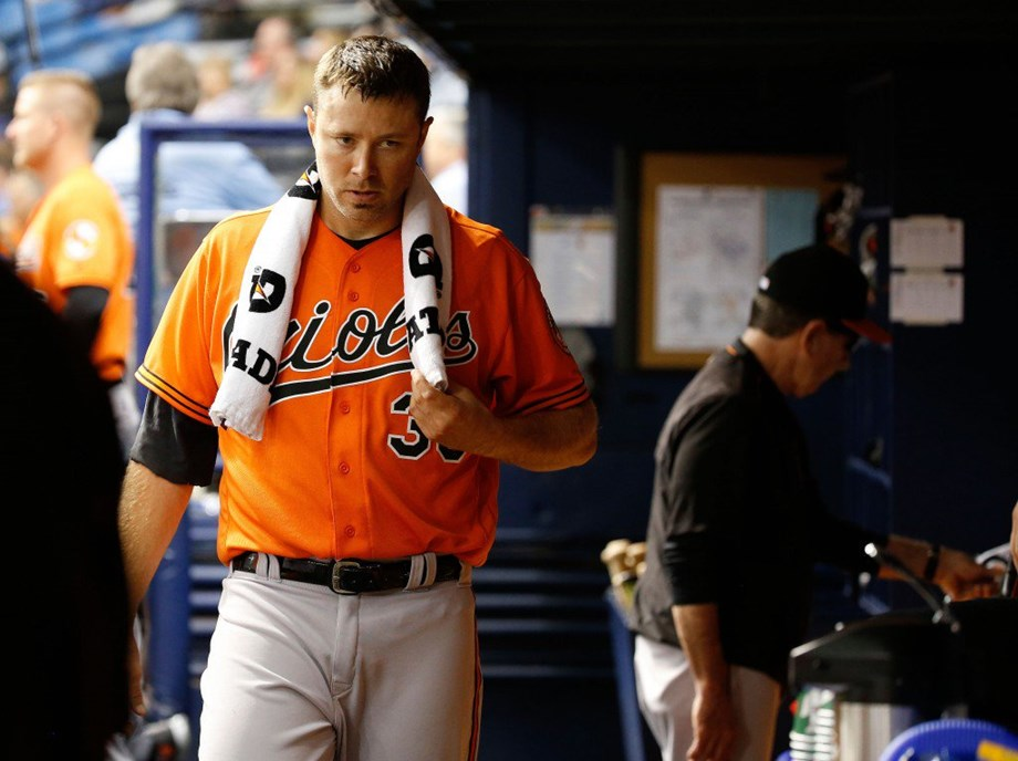 Orioles designate RHP Tillman for assignment