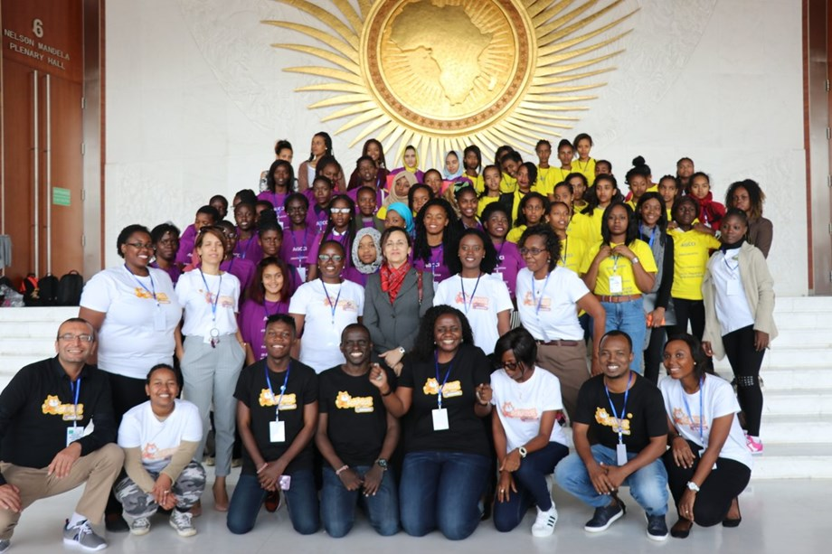 ICT for Sustainable Development: First coding camp for girls in Africa