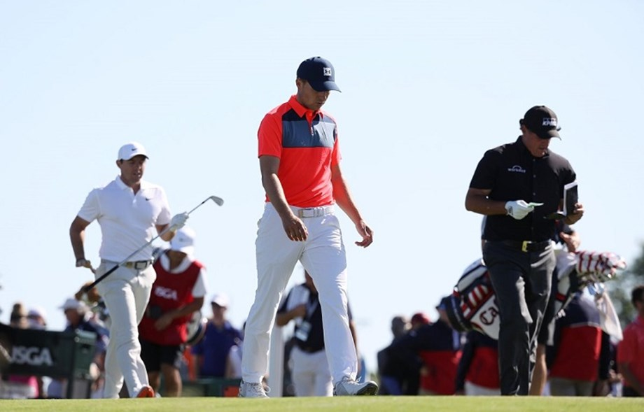 Spieth says Fleetwood is big threat at Open