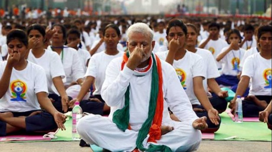 Yoga has emerged as the biggest unifying force in the world: PM