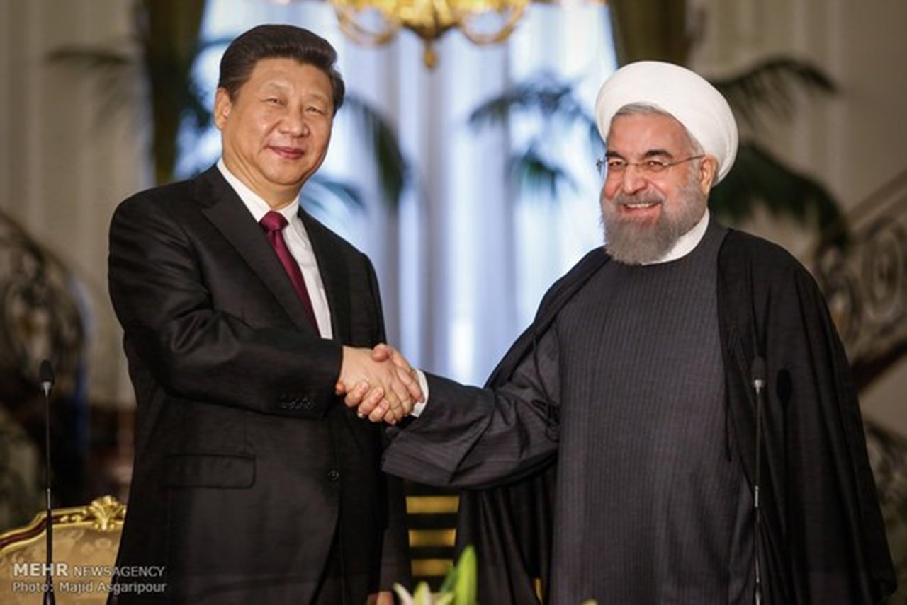 China reacts neutral on Iran, says will maintain normal relations