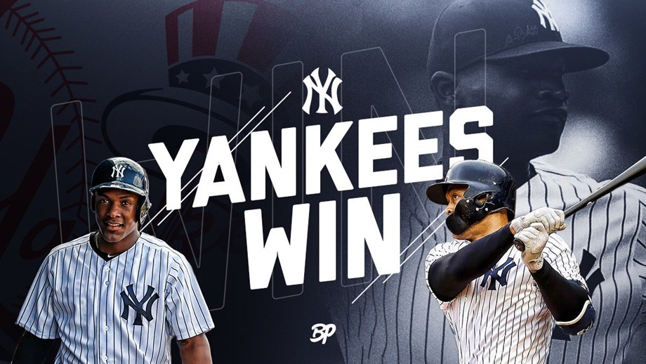 Yankees with a 7-5 victory over Mariners, Stanton shines