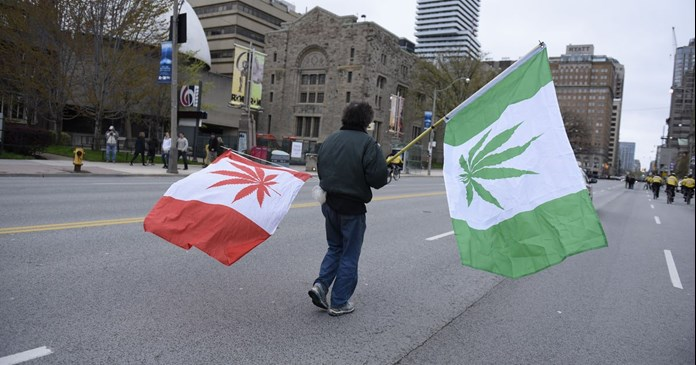 PM Trudeau announces legalization date for Marijuana