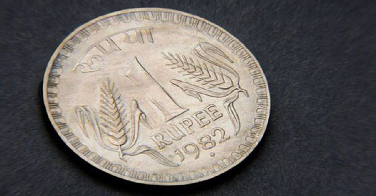 Rupee down with 16 paise, amid sustained foreign fund outflows