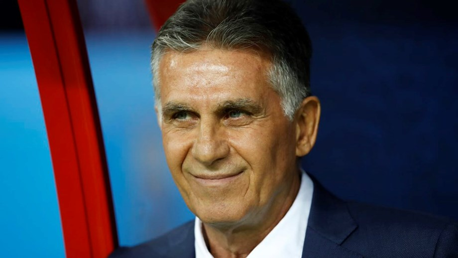 Queiroz 'concerned' as Iran staff member in hospital after Spain defeat