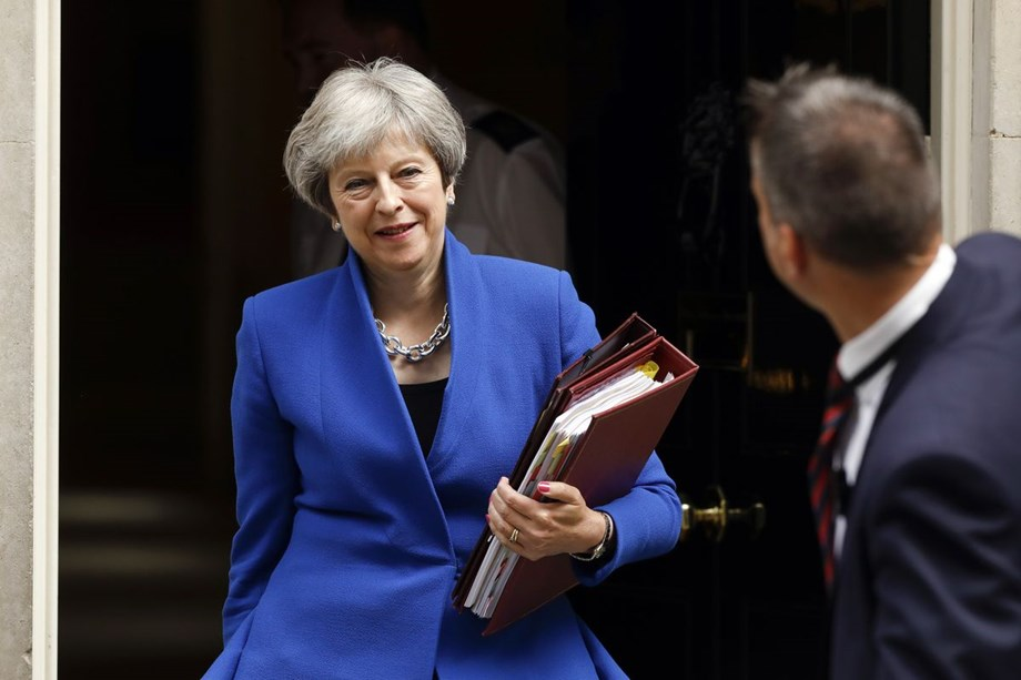 """Theresa May: Justify United Kingdom's status as a """"tier one"""" military power"""