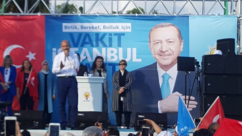 Coalition is an option in lack of majority says President Tayyip
