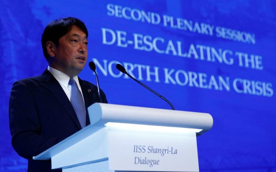 Japan, US must keep up guard against N.Korea