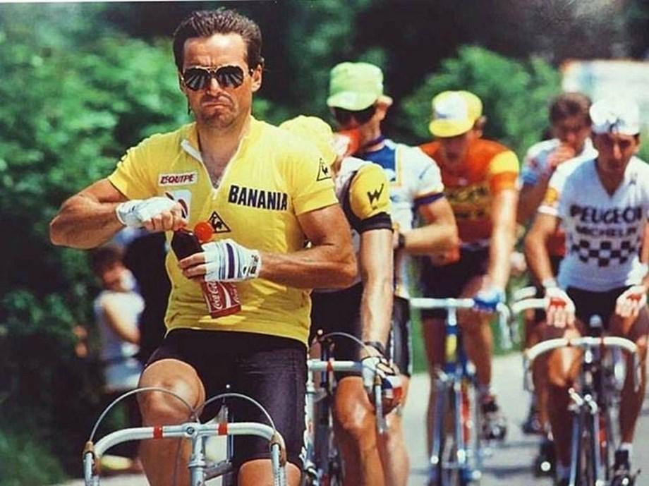Bernard Hinault against Froome's participation in Tour de France