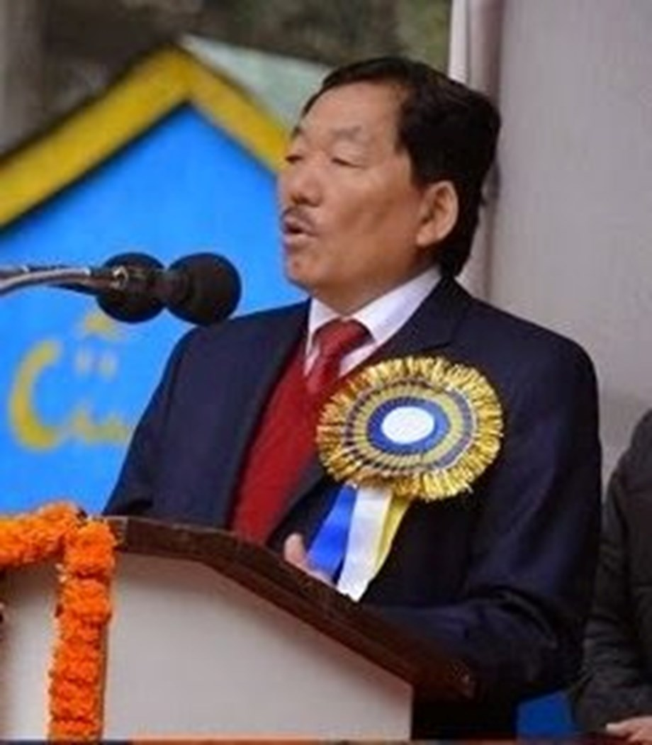 Sikkim celebrates Fourth International Yoga Day