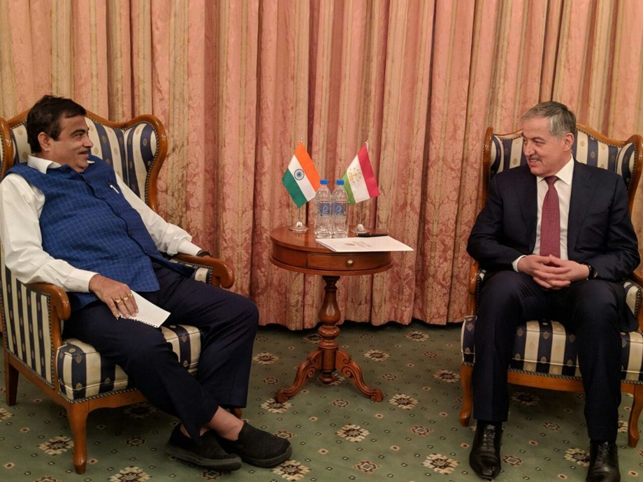 India, Tajikistan consent on mutual cooperation for sustainable water development
