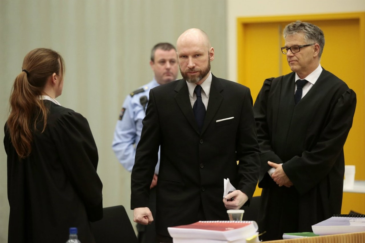 No mercy for Anders Behring Breivik, Human Rights court rejects appeal