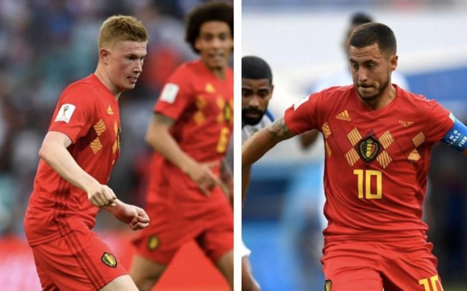 De Bruyne set for starring role in Belgian midfield