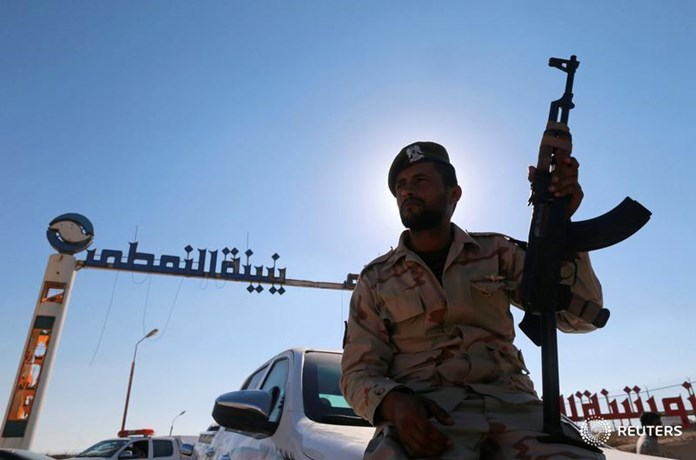 East Libya forces in full control at Ras Lanuf oil port - spokesman