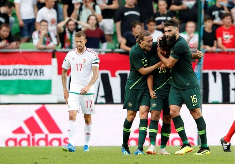 FIFA WORLD CUP 2018: Australia vs Denmark , Do or die for aussies
