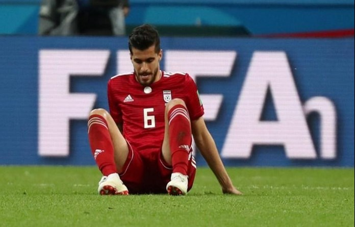 Iran's Ezatolahi ready to take his chances against Portugal