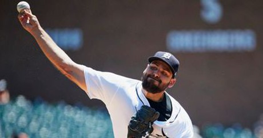 Detroit Tigers put Michael Fulmer on DL, Martin returns to lineup