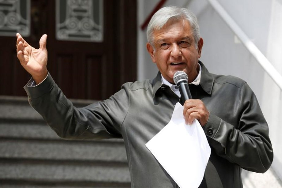 Upcoming Mexican president Obrador blasts campaign fine as 'act of vengeance'