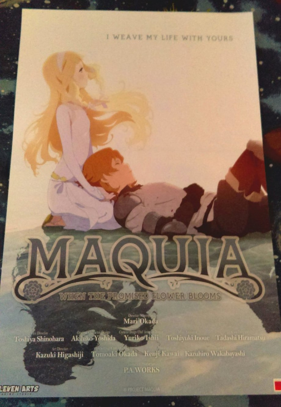 Review for Maquia: When the Promised Flower Blooms