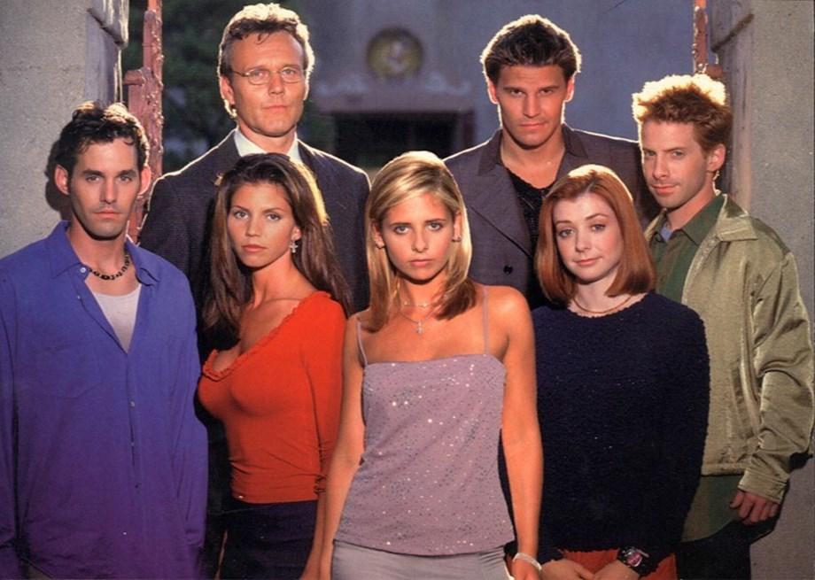 "20th Century Fox Television developing TV reboot of ""Buffy the Vampire Slayer"""