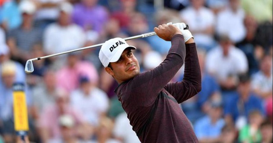 Shubhankar makes cut, piece of history at 147th Open, Lahiri misses out