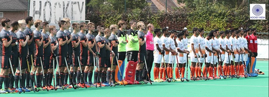 Junior men's hockey: Indian team hold the Netherlands to 2-2 draw