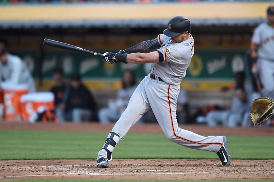 Ryder Jones and Pablo Sandoval power Giants past A's, 5-1