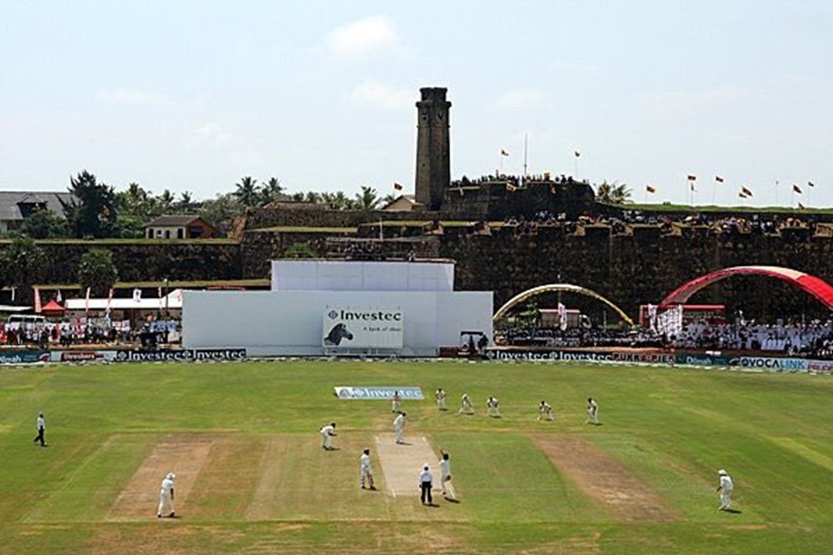 Sri Lanka's Galle stadium in questions as its pavilion stand violates heritage laws