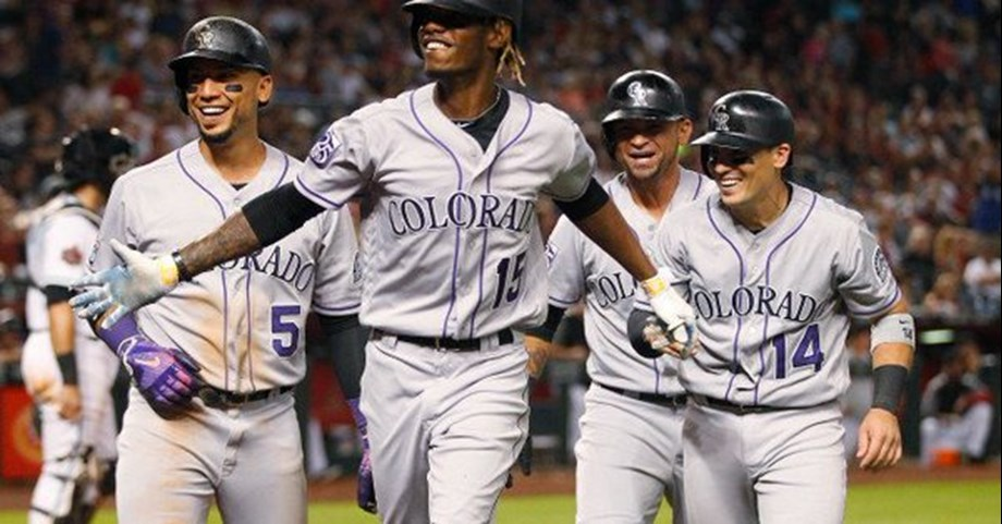 Rockies win 11-10 over D-backs thanks to Tapia's PH slam