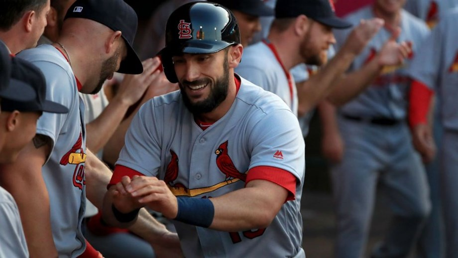 Carpenter makes history in Cardinals rout, St. Louis Cardinals with 18-5 win