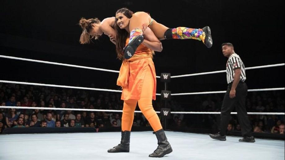 WWE announces Kavita Devi's participation in Mae Young tournament
