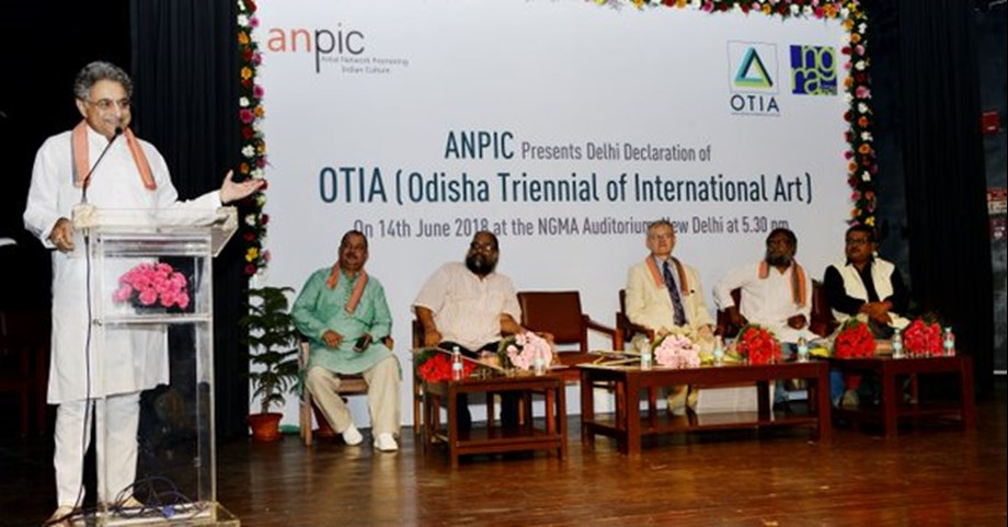 Odisha to host 40-day Triennial of International Art event